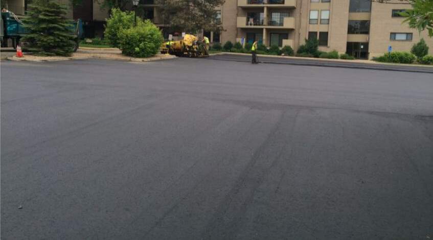 Parking Lot Paving Annapolis MD 2