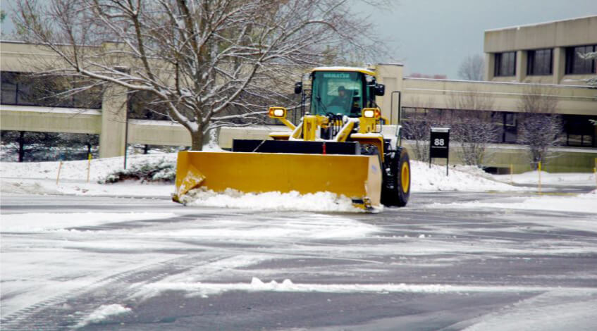 Snow Removal Annapolis MD 3